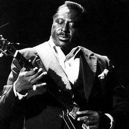 Overall Junction sheet music by Albert King