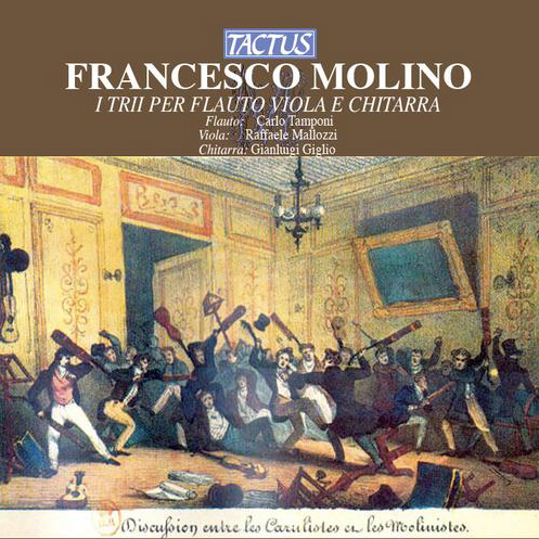 Francesco Molino Prelude In D cover art