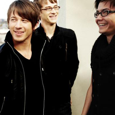 Tenth Avenue North Healing Begins cover art
