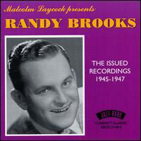 Randy Brooks Grandma Got Run Over By A Reindeer cover art