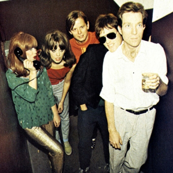 The B-52's Rock Lobster cover art