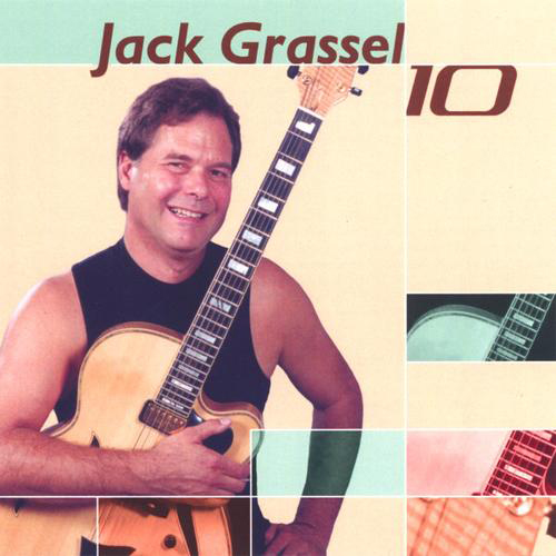 Jack Grassel Total Jazz Guitar cover art