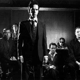 Nick Cave & The Bad Seeds There Is A Kingdom cover art
