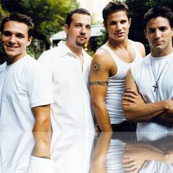 98 Degrees:Because Of You