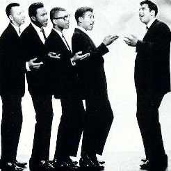 The Five Satins In The Still Of The Night cover art