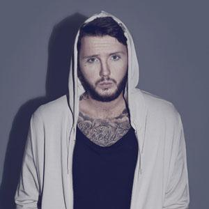 James Arthur Say You Won't Let Go cover art
