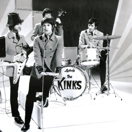 The Kinks Father Christmas cover art