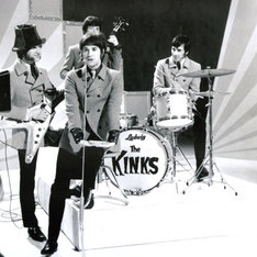 Scattered sheet music by The Kinks