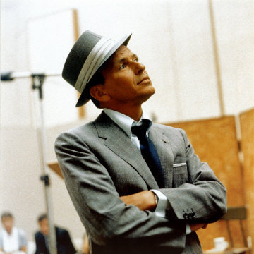Frank Sinatra I Can't Get Started With You cover art