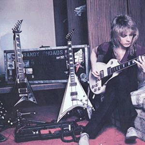 Randy Rhoads Dee cover art