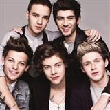 I Want To Write You A Song sheet music by One Direction