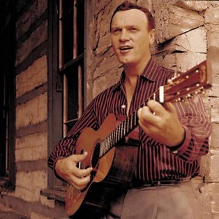 Eddy Arnold What's He Doing In My World cover art
