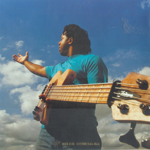 Victor Wooten Stomping Grounds cover art