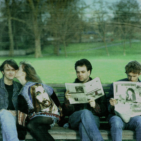 Prefab Sprout Mysterious cover art