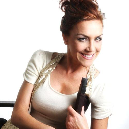 Andrea McArdle A New Deal For Christmas cover art
