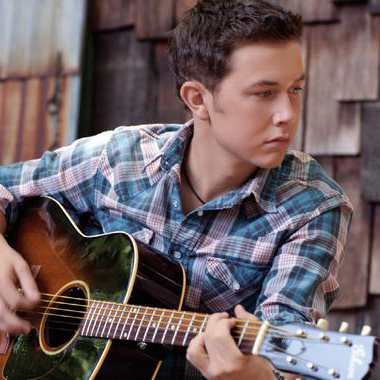 Scotty McCreery I Love You This Big cover art