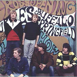 Buffalo Springfield On The Way Home cover art