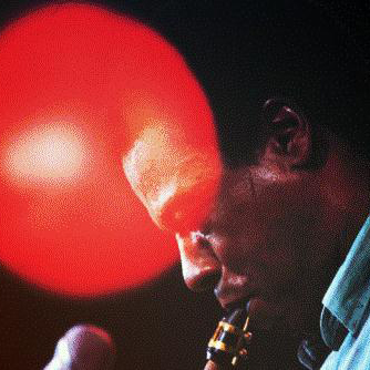 Wayne Shorter Harlequin cover art