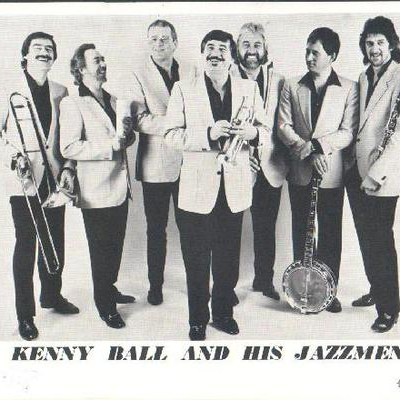 Kenny Ball Midnight In Moscow cover art