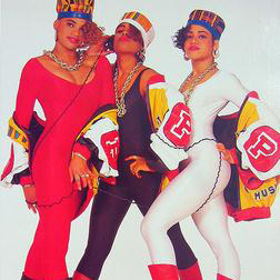 Push It sheet music by Salt-N-Pepa