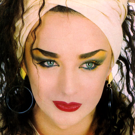 Boy George The Crying Game cover art