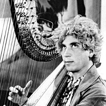 Harpo Marx Mama, A Rainbow cover art