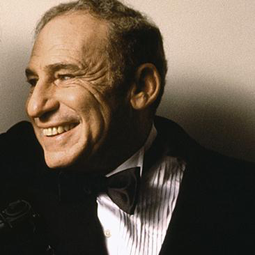 Mel Brooks Man About Town cover art