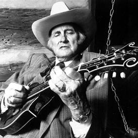 Bill Monroe I'm Blue, I'm Lonesome cover art