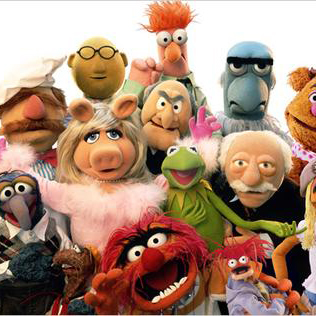 The Muppets Life's A Happy Song cover art