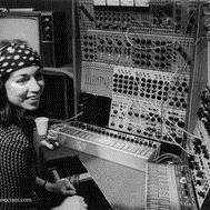 Turning sheet music by Suzanne Ciani