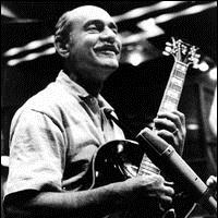 Joe Pass Blues Variations cover art