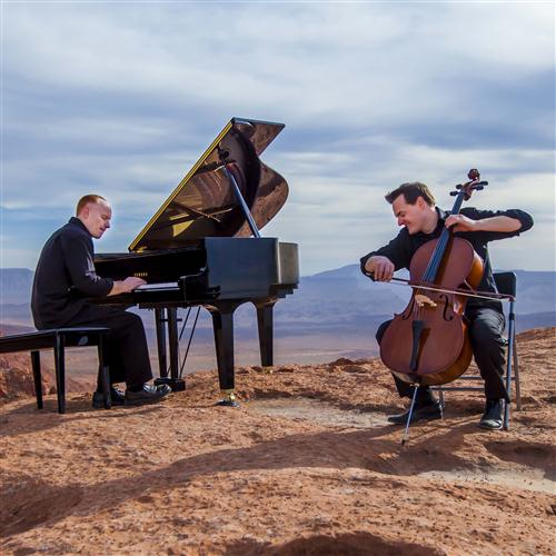 The Piano Guys Fight Song/Amazing Grace cover art