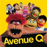 Special sheet music by Avenue Q