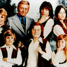The Partridge Family Come On Get Happy cover art