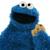 "The Cookie Monster:""C"" Is For Cookie"