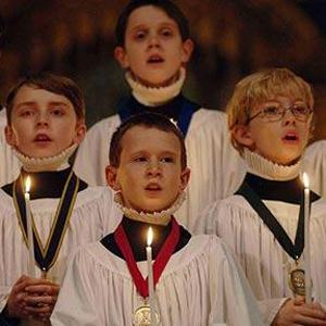 Traditional Carol Good Christian Men, Rejoice cover art
