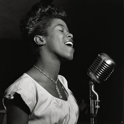 Sarah Vaughan But Not For Me cover art
