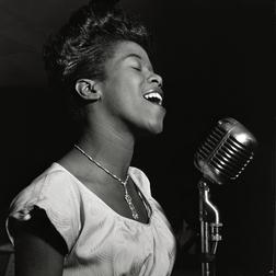 A Night In Tunisia sheet music by Sarah Vaughan
