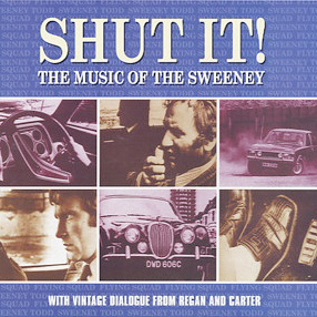Harry South Theme from The Sweeney cover art