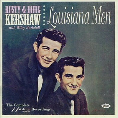 Rusty & Doug Kershaw Diggy Liggy Lo cover art