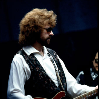 Jeff Lynne Long Black Road cover art