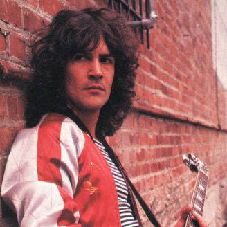 Billy Squier In The Dark cover art