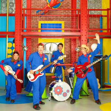 Imagination Movers The Last Song cover art