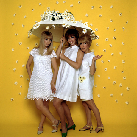 The Paris Sisters I Love How You Love Me cover art