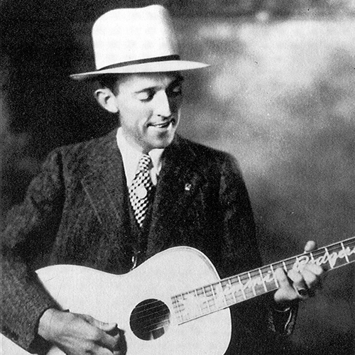 Jimmie Rodgers Secretly cover art