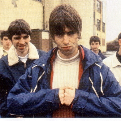 Oasis Alive cover art