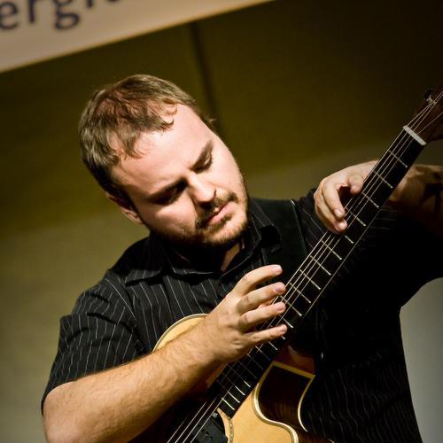 Andy McKee Samus' Stardrive cover art