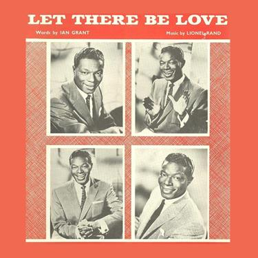 Lionel Rand Let There Be Love cover art