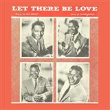 Let There Be Love sheet music by Lionel Rand