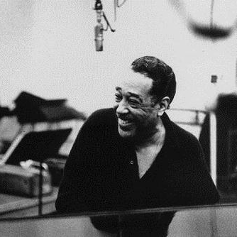 Duke Ellington Paris Blues cover art